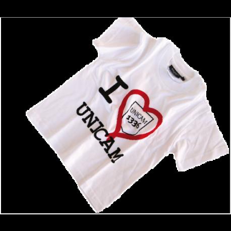 T-shirt bambino bianca