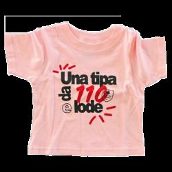T-shirt kid rose