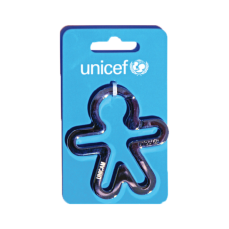Key chain Unicef