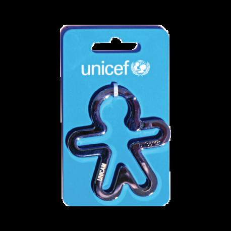 Portachiavi solidale Unicef